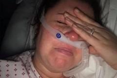 Зараженная коронавирусом медсестра умоляла коллег спасти ей жизнь