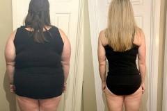 Женщина сбросила 76 килограммов и раскрыла действенный способ похудения